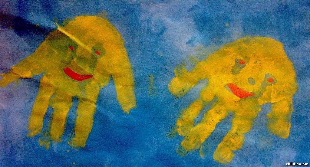 галерея детских поделок: